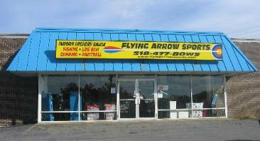 Flying Arrow Sports Wappingers Falls Location