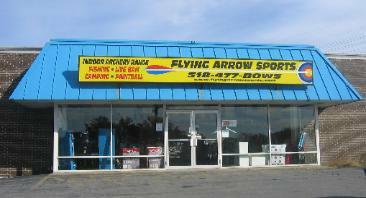 Flying Arrow Sports Wappingers Falls Location