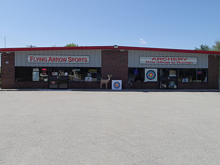 Flying Arrows Sports - Carmel, NY Location
