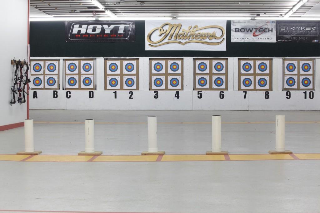 Carmel 30 Yard Range